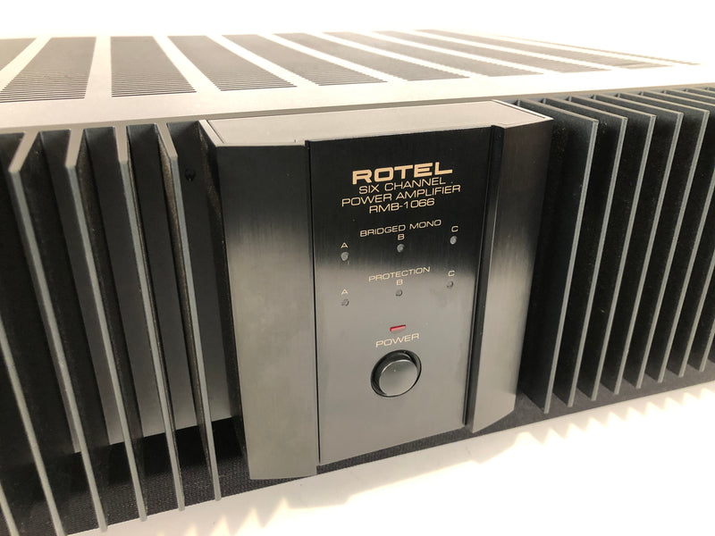 Rotel RMB-1066 Six Channel Solid State Amplifier