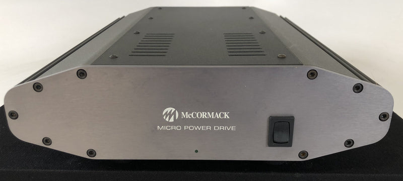 McCormack Micro Power Drive Solid State Stereo Amplifier (A)