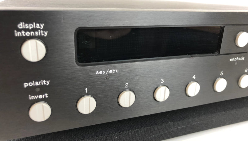 Mark Levinson No.360s DAC - Quad Multibit 24-Bit Burr-Brown PCM1704's