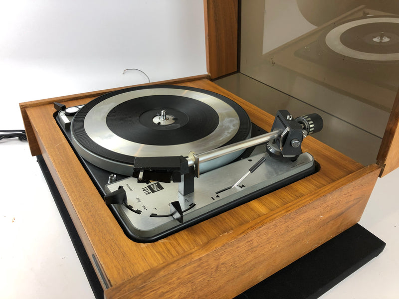 United Audio Dual 1019 Vintage Turntable with New Grado Gold2 Cartridge