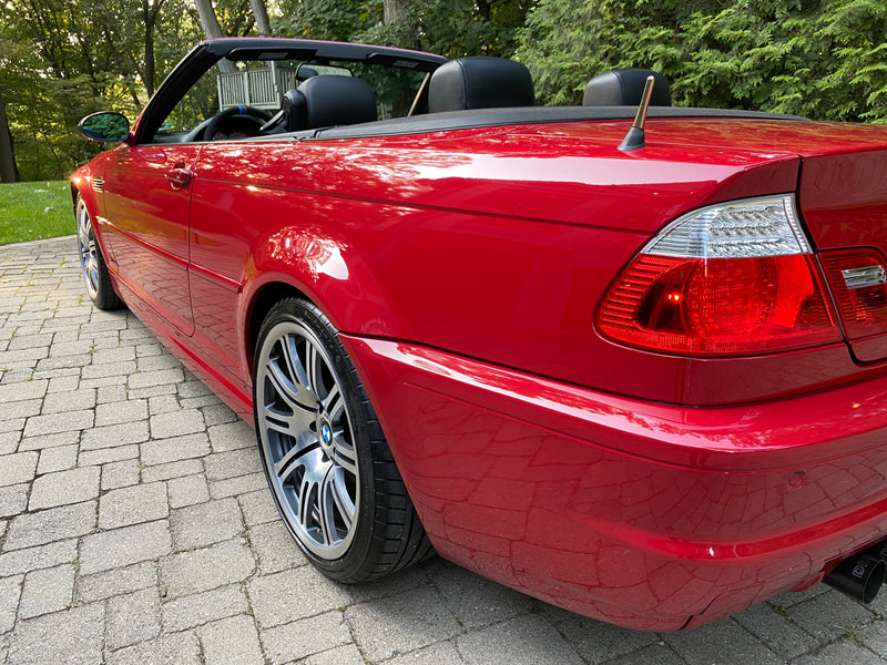 2006 BMW M3 Convertible - 6 Speed Manual - LOW Miles