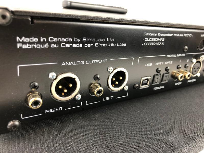 Simaudio 280D DAC - DSD64/128/256 Capable - With Remote
