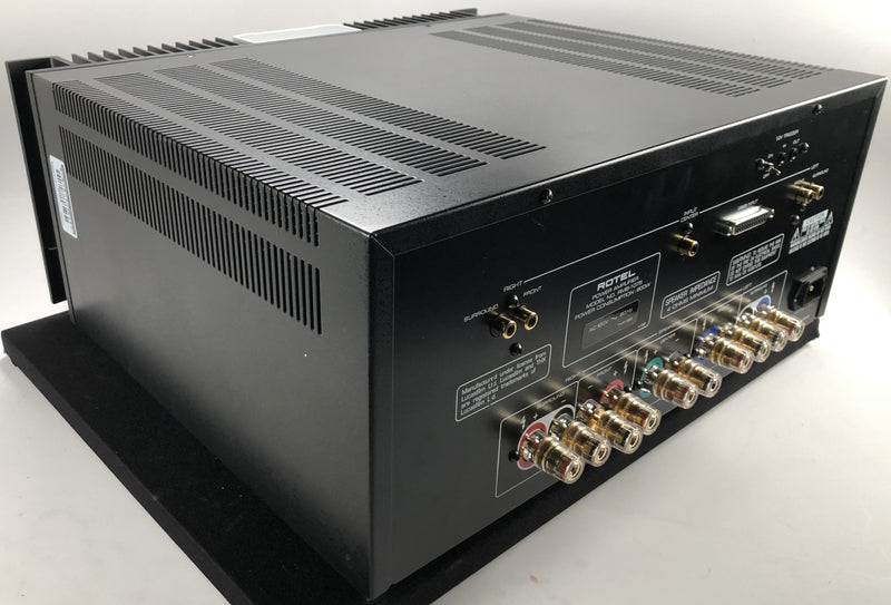 Rotel RMB-1075 High Current Five Channel Home Theater Amplifier