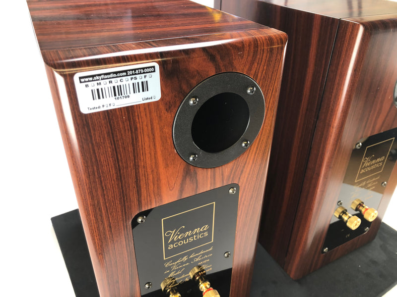Vienna Acoustics Haydn Speakers - In A Spectacular Finish