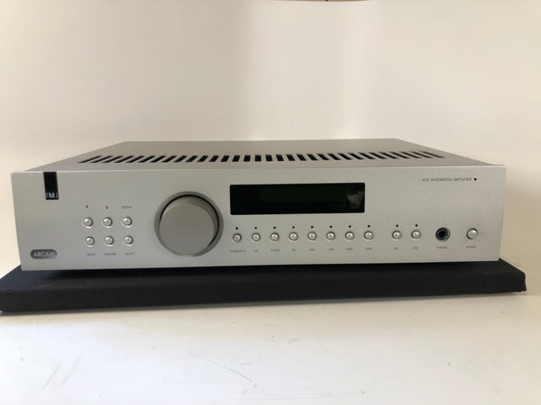 Arcam A32 Integrated Amplifier with Remote