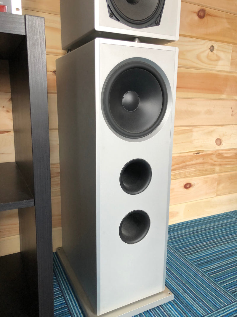 Stenheim Alumine Speakers - Swiss Precision at its Best