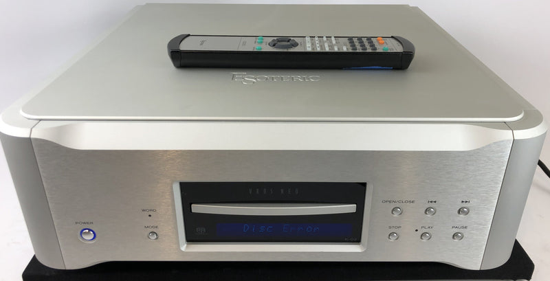 Esoteric K-03 SACD/CD Player with Remote (B)