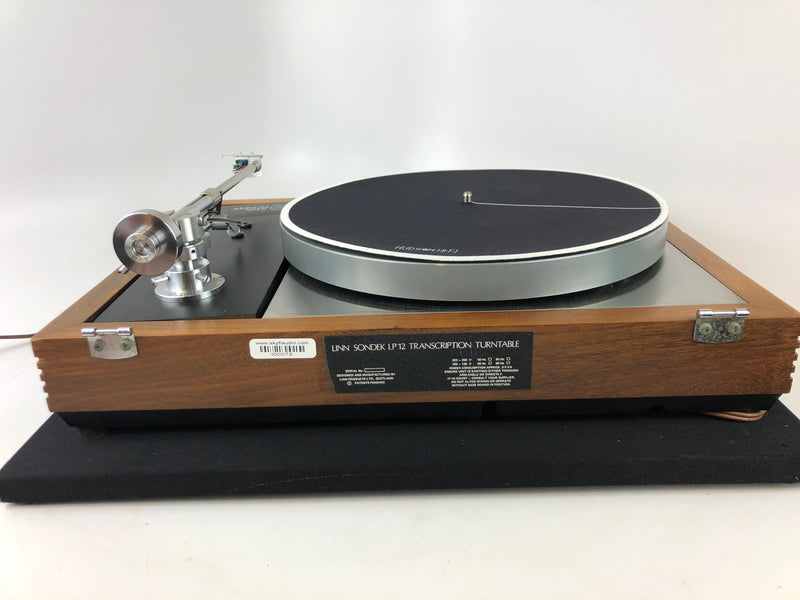Linn LP12 Classic Turntable with Luxman Tonearm and New