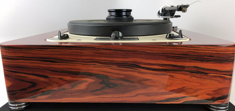 Garrard 301 with Custom Plinth and SME 309 Tonearm - A SkyFi Exclusive