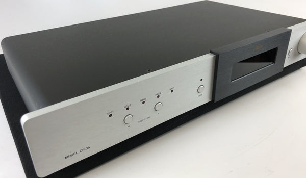 Classe CP-35 Solid State Preamp, Complete with Box and Remote