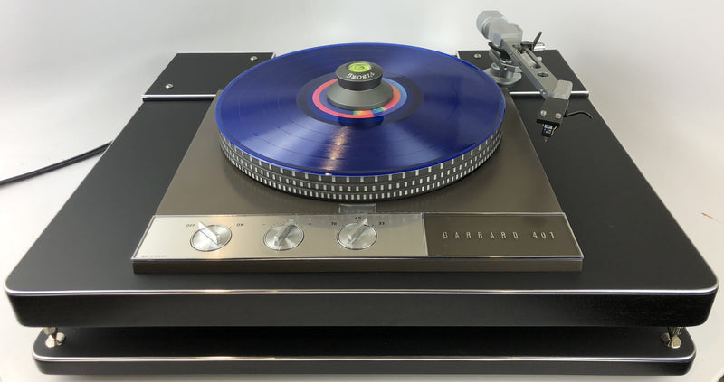 Garrard 401 Custom Bespoke Turntable with Abis Tonearm