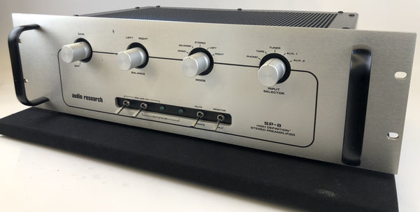Audio Research SP-8 All Tube Preamp with Phono Input - Fully Tested