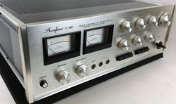 Accuphase E-202 Integrated Amplifier with Meters - WOW!