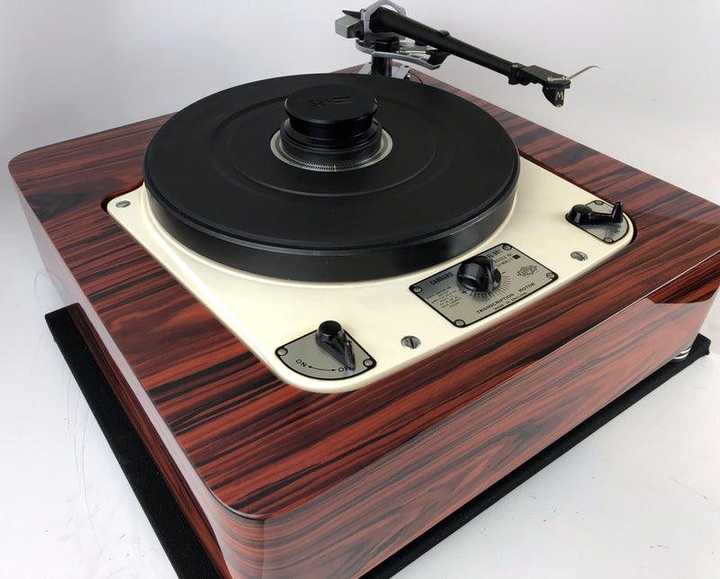 Garrard 301 with Custom Plinth and SME 309 Tonearm, A SkyFi Exclusive