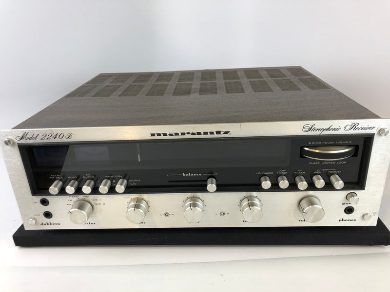 Marantz 2240B Vintage Solid State Stereo Receiver
