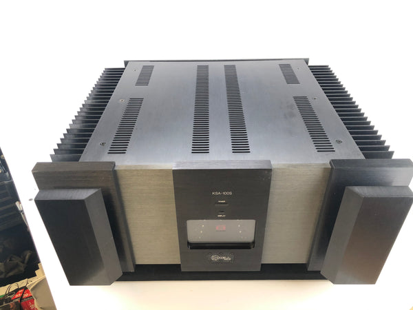 Krell KSA-100S Amplifier - 100W Class A Without The Heat!
