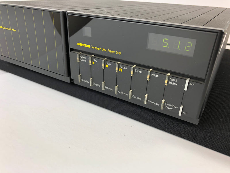 Meridian Compact Disk Player 206