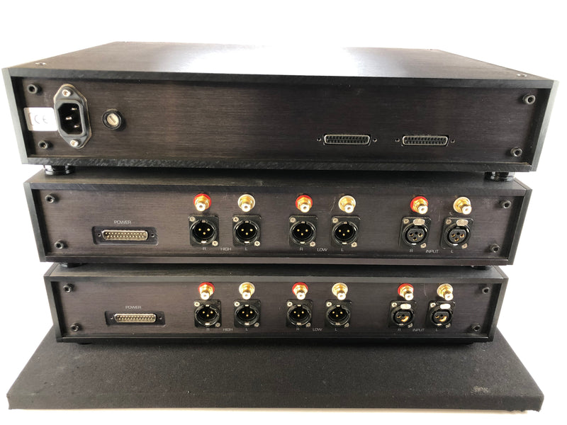 Pass XVR-1 / XVR1 Active Crossover - 3 Way