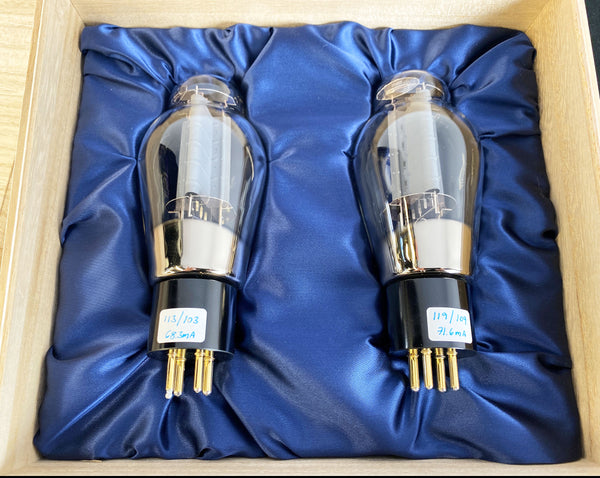 Takatsuki TA-300B Output Amplifier Tubes - Matched Set As New In Box!