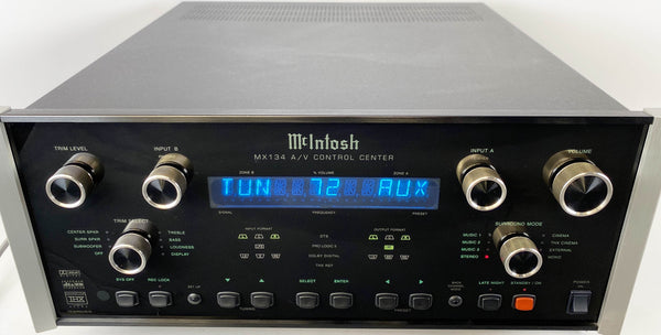 McIntosh MX134 Home Theater Processor