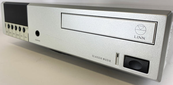 Linn Classik Musik Receiver with Integrated CD Player and Remote