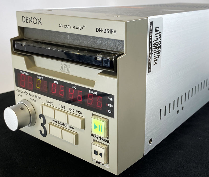 Denon DN-951FA Professional Broadcast Quality CD Player - NEW in Box!
