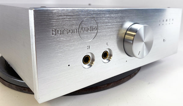 Burson Audio HA-160D DAC and Dual Mono Design Headphone Amplifier