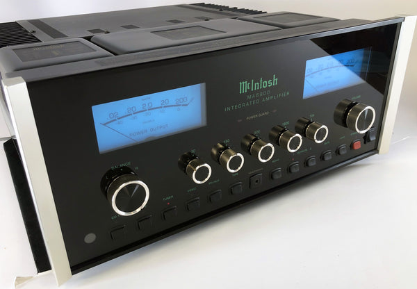 McIntosh MA6900 Integrated Amplifier, All Analog! Built In Phono