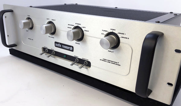 Audio Research LS1 Line Stage Hybrid Tube Amplifier in Box and Complete