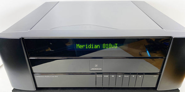 Meridian Reference Audio Core 818v3 - With MQA Hi-Res Audio