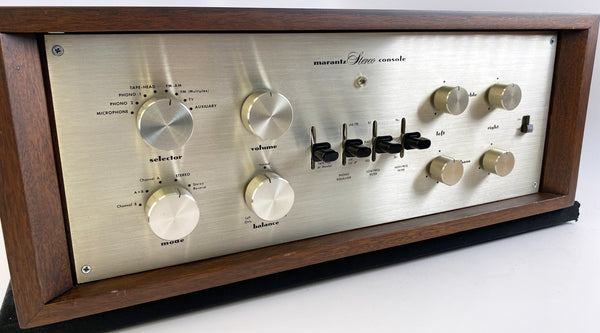 Marantz Model 7 Vintage Tube Preamp - Bone Stock Collectors Piece - MINT