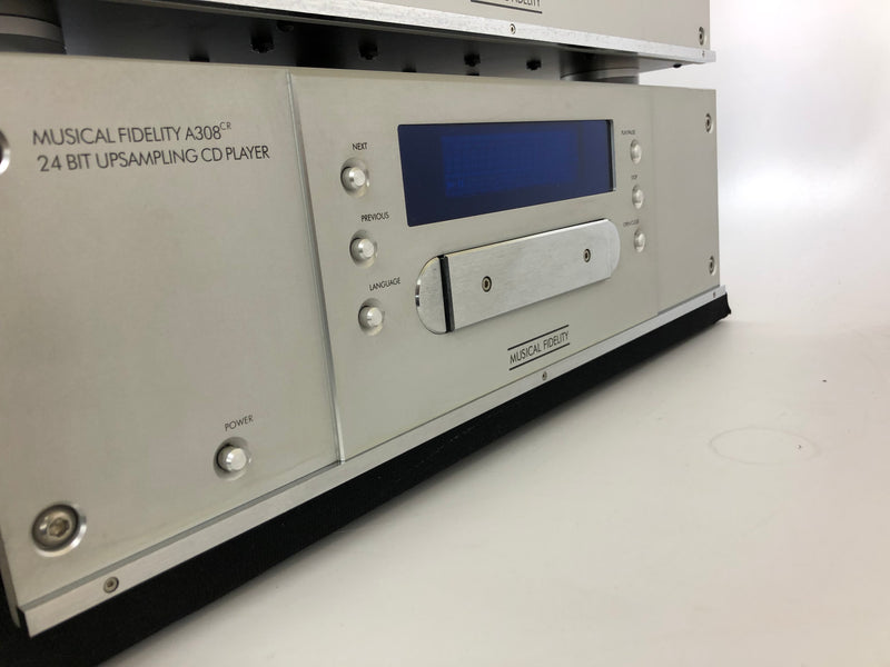 Musical Fidelity A308cr Upsampling 24-Bit CD Player with Mods by The Upgrade Company