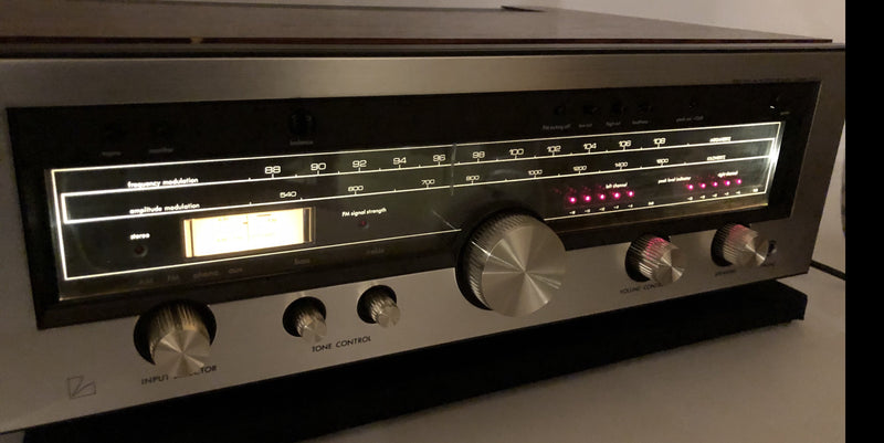 Luxman R-1040 Vintage Receiver from the 70's