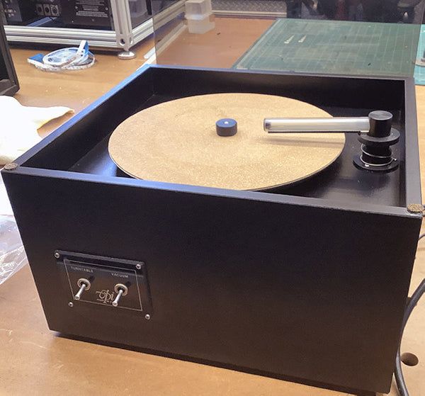 VPI HW-16 Record Cleaning Machine - With Extras