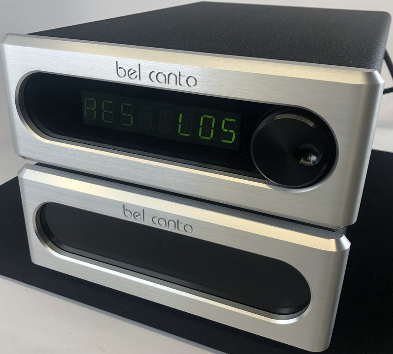Bel Canto DAC3.5VB D/A Converter and VBS1 Virtual Power Supply - Complete Package