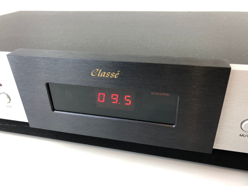 Classe CP-35 Solid State Preamp - Complete with Box, Manual, and Remote