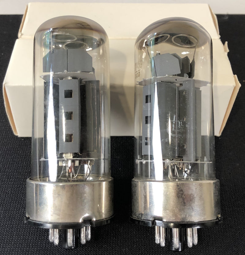 NEC Luxman 8045G Triode Output Tubes - New Matched Pair