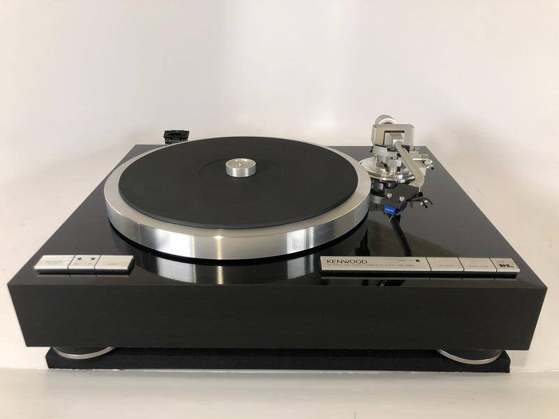 Kenwood KP-990 Turntable with New Sumiko Songbird Cartridge