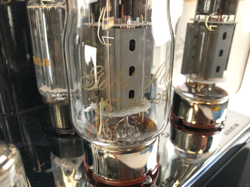 McIntosh MC-60 Tube Monoblocks - Fully Restored and Perfect