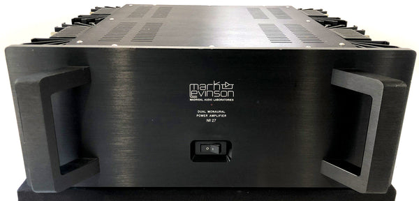 Mark Levinson No.27 Class A Solid State Amplifier, Freshly Serviced
