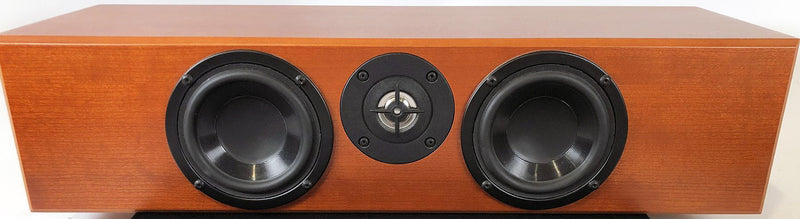 Totem Dreamcatcher Center Channel Speaker - Like New - Gorgeous Mahogany Finish