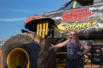 Lethal Threat \ A Lethal Angel in a Monster Truck!