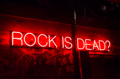 Is Rock Dying or Already Dead? – Lethal Threat