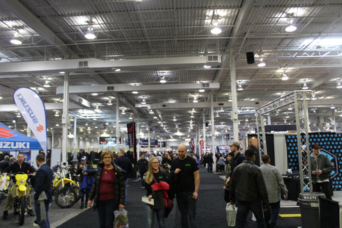 Motorcycle Super Show, Toronto, Canada Re-cap – Lethal