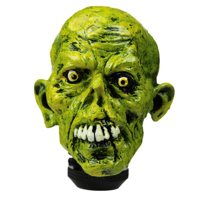 Neon Green Zombie Head Shift Knob