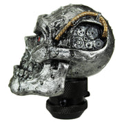 Cyborg Skull Dashboard Topper