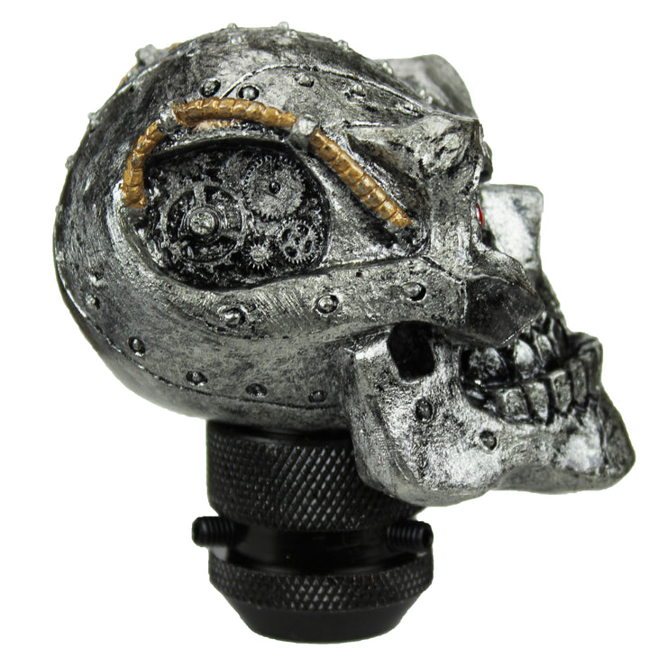 Cyborg Skull Shift Knob