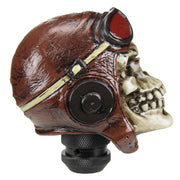 Racing Skull Dashboard topper