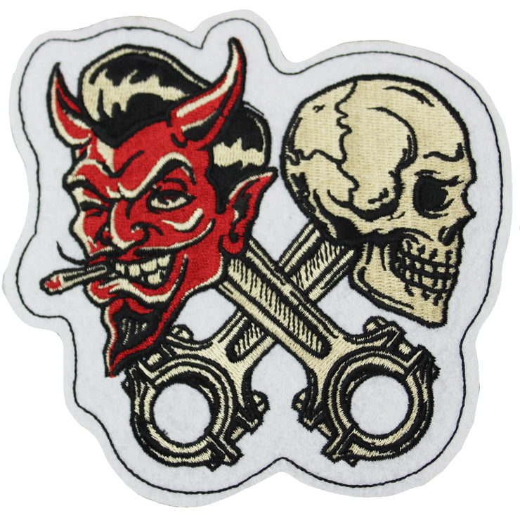 Raising Hell Patch
