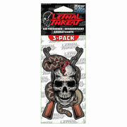 Snake Bite 2nd Amendment Paper Air Freshener 3-Pack